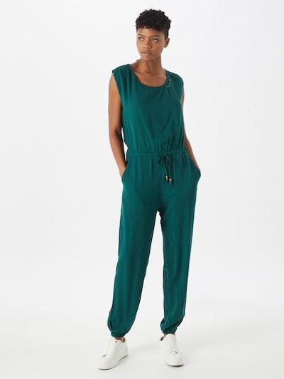 Ragwear Combinaison 'NOVEEL' en vert foncé, Vue avec modèle