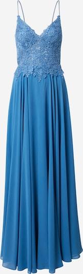 mascara Robe de soirée en bleu, Vue avec produit
