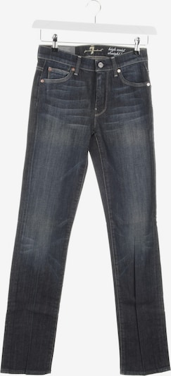 7 for all mankind Jeans in 25 in blau, Produktansicht