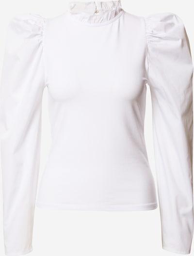 ONLY Shirt 'Mandy' in weiß, Produktansicht