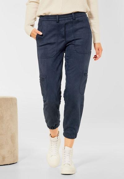 kék CECIL Cargo nadrágok, Modell nézet