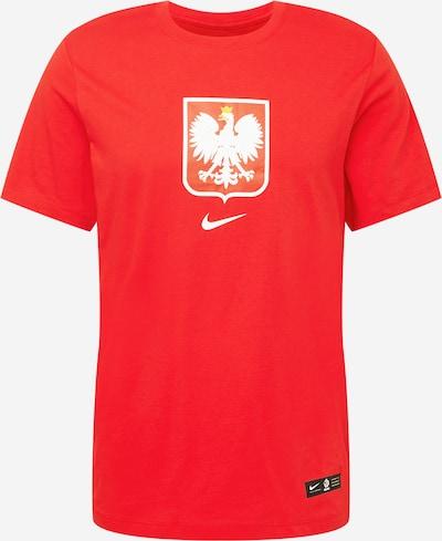 NIKE Spordisärk 'Poland' kollane / punane / valge, Tootevaade