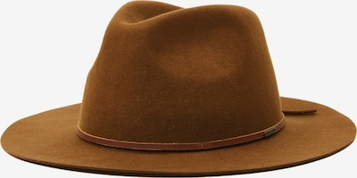 Brixton Hut 'WESLEY PACKABLE FEDORA' in cognac, Produktansicht