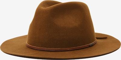 Brixton Hat 'WESLEY PACKABLE FEDORA' i cognac, Produktvisning