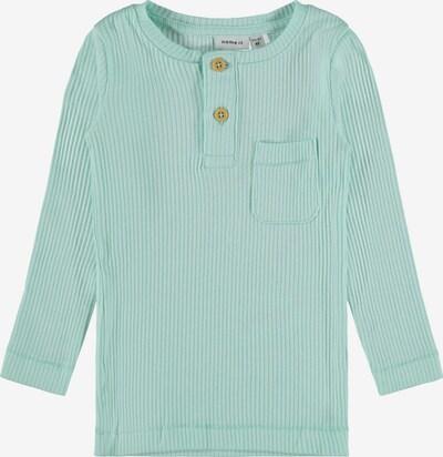 Tricou 'Hayed' NAME IT pe verde mentă, Vizualizare produs