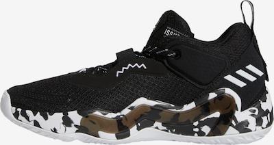 Pantofi sport ADIDAS PERFORMANCE pe negru / alb, Vizualizare produs