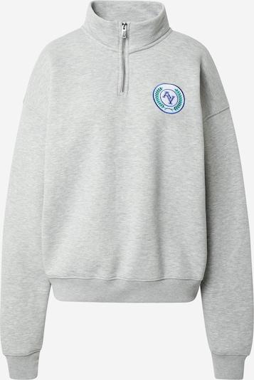 ABOUT YOU Limited Sweatshirt 'Mala' in de kleur Grijs gemêleerd, Productweergave