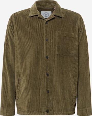 Kronstadt Between-Season Jacket 'Cuba' in Green