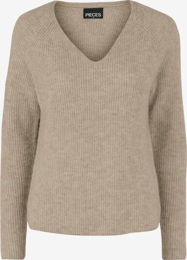 PIECES Sweater 'Ellen' in Light beige, Item view