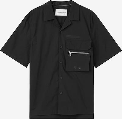 Calvin Klein Jeans Hemd in schwarz, Produktansicht
