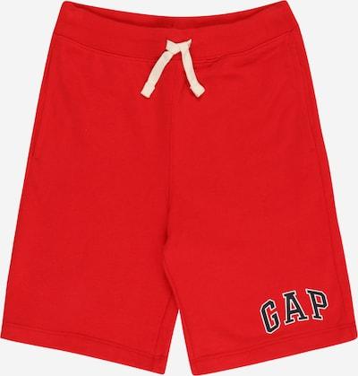 GAP Shorts in rot / schwarz / weiß, Produktansicht