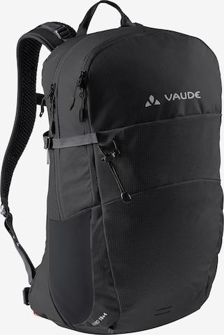 VAUDE Sports Backpack in Black
