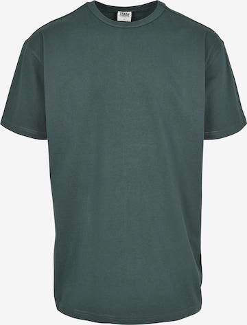 T-Shirt Urban Classics en vert