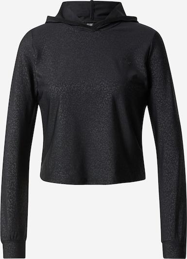 ONLY PLAY Sportsweatshirt 'JUDIEA' in anthrazit / schwarz, Produktansicht
