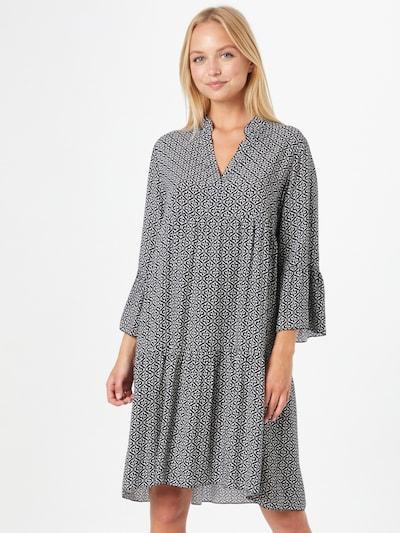 ZABAIONE Kleid 'Anna' in schwarz / weiß, Modelansicht