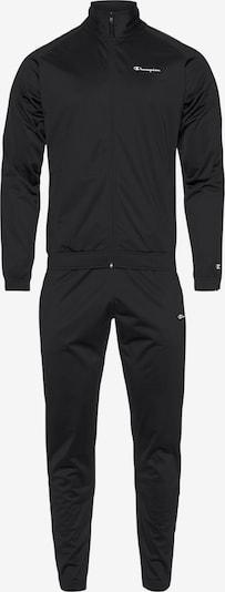 Champion Authentic Athletic Apparel Trainingsanzug in schwarz, Produktansicht