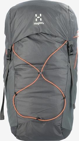 Haglöfs Sports Backpack 'L.I.M' in Grey