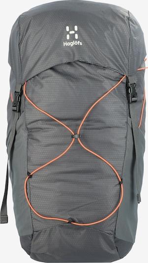 Haglöfs Sportrugzak 'L.I.M 25' in de kleur Grijs / Wit, Productweergave