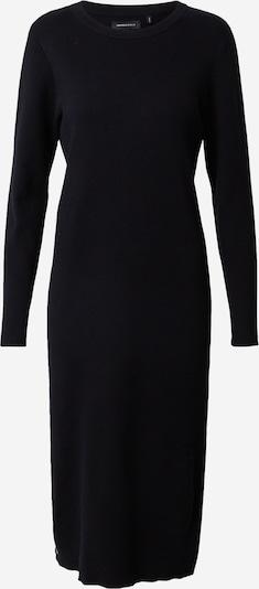Superdry Robes en maille 'STUDIOS' en noir, Vue avec produit
