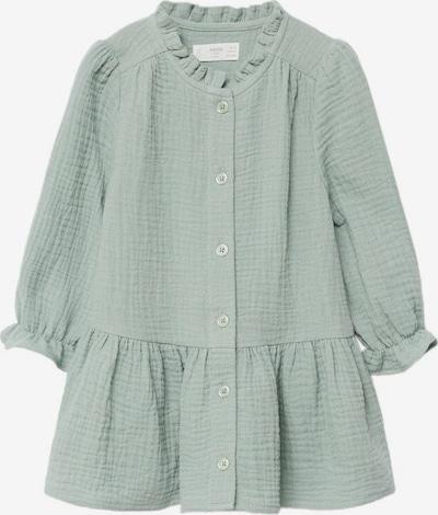 MANGO KIDS Kleid 'Chiara' in mint, Produktansicht