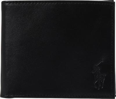 POLO RALPH LAUREN Kabatas portfelis melns, Preces skats