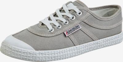 KAWASAKI Sneaker in grau: Frontalansicht
