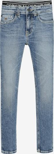 Calvin Klein Jeans Jean 'SKINNY VINTAGE LIGHT BLUE' en bleu, Vue avec produit
