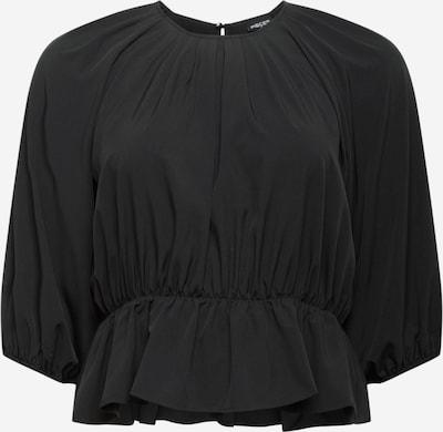 PIECES (Curve) Koszulka 'VILMA' w kolorze czarnym, Podgląd produktu
