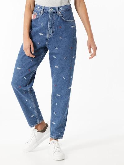 Tommy Jeans Džíny - modrá džínovina / mix barev, Model/ka