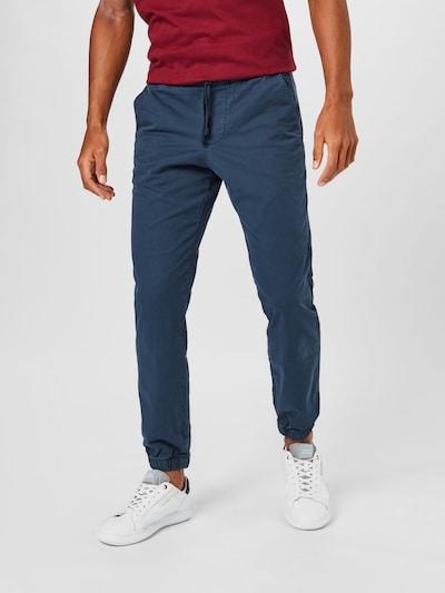 Kelnės iš GAP , spalva - tamsiai mėlyna, Modelio vaizdas
