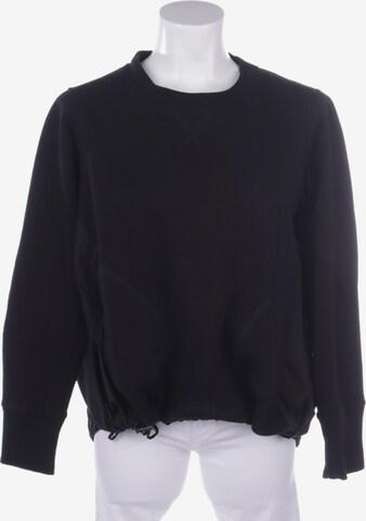 Luisa Cerano Sweatshirt & Zip-Up Hoodie in M in Black
