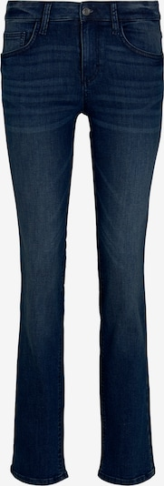 TOM TAILOR Jeans in blue denim: Frontalansicht