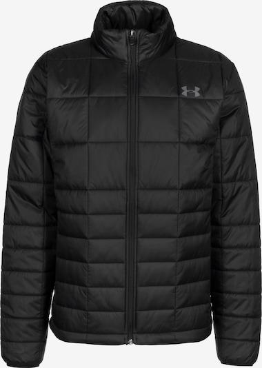 UNDER ARMOUR Veste outdoor 'Insulated' en noir, Vue avec produit