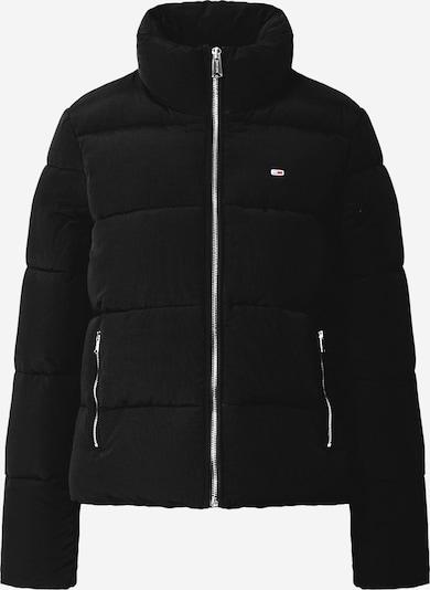 Tommy Jeans Übergangsjacke in schwarz, Produktansicht