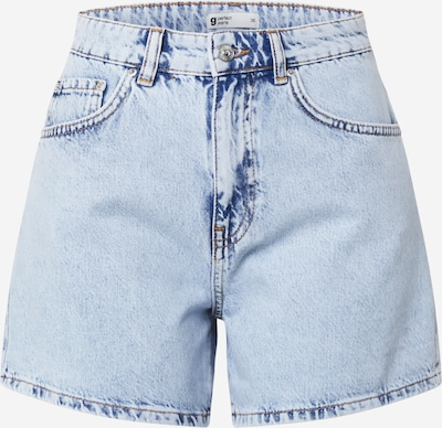 Gina Tricot Shorts 'Dagny' in rauchblau, Produktansicht