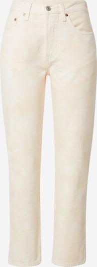 LEVI'S Jeans '501®' in de kleur Abrikoos, Productweergave