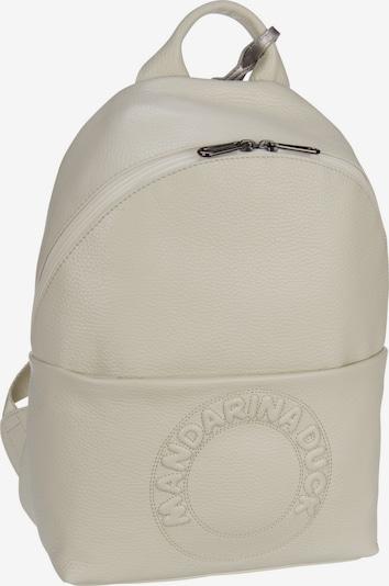 MANDARINA DUCK Rucksack / Daypack ' Backpack JKT04 ' in offwhite, Produktansicht