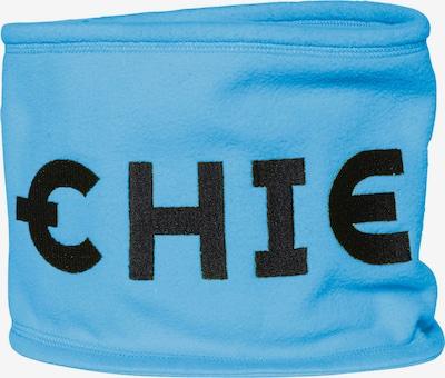 CHIEMSEE Écharpe de sport en bleu clair / noir, Vue avec produit