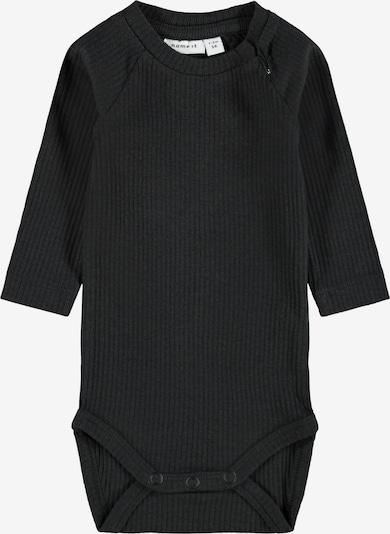 NAME IT Body in schwarz, Produktansicht