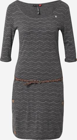 Ragwear Dress 'TANYA' in Grey