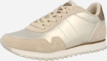 WODEN Sneakers 'Nora III' in Beige