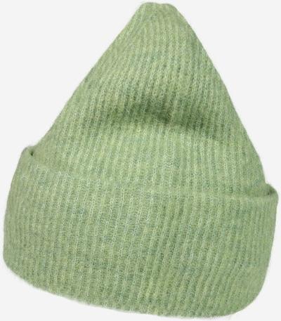 Berretto Samsoe Samsoe di colore verde chiaro, Visualizzazione prodotti