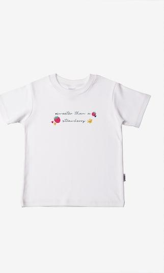 LILIPUT T-Shirt 'Strawberry' in mischfarben / weiß, Produktansicht