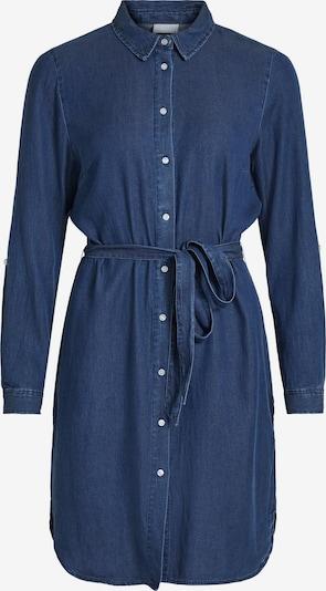 VILA Skjortklänning 'VIBISTA' i blå denim, Produktvy