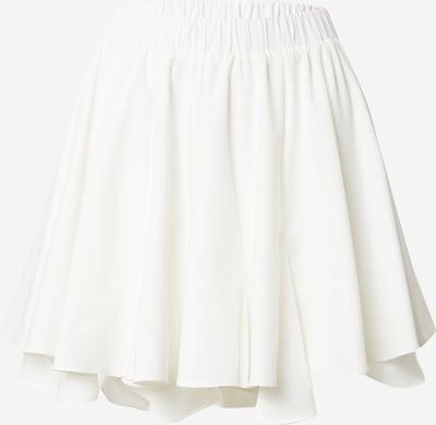 Fustă 'Anika Teller' NA-KD pe alb, Vizualizare produs