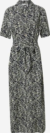 s.Oliver BLACK LABEL Kleid in azur / gelb / schwarz / weiß, Produktansicht