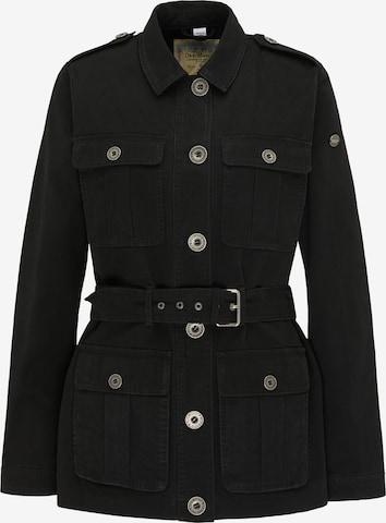 DreiMaster Vintage Between-Season Jacket in Black