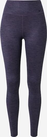 Sportinės kelnės 'One Luxe' iš NIKE , spalva - margai mėlyna, Prekių apžvalga