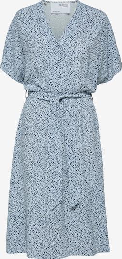 SELECTED FEMME Kleid 'SLFENNA' in blau / hellblau, Produktansicht