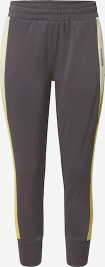 Hummel Sport-Hose 'CHRISTY' in beige / gelb / taupe, Produktansicht